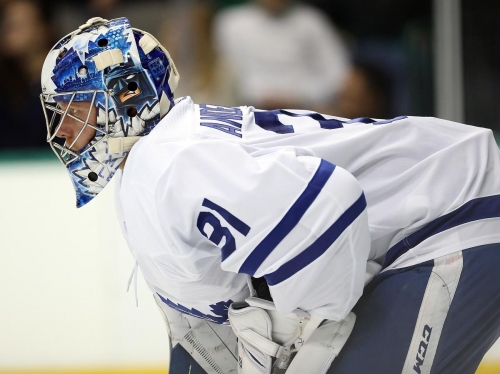 Rosie DiManno: Leafs' netminding duo starts to mesh
