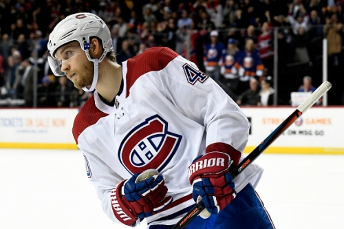 Montreal Canadiens Joel Armia Suffers Knee Injury