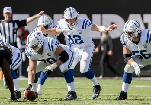 NFL Week 10 picks: Colts, Jaguars look like a tight matchup