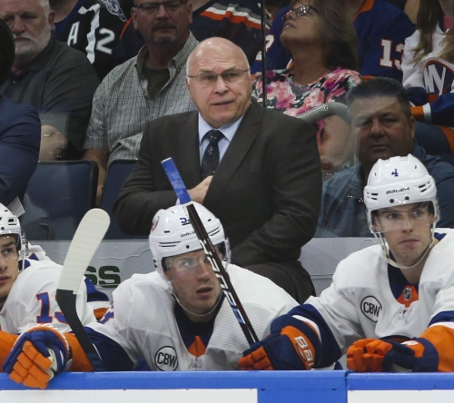 Lightning-Islanders: Maybe they don't miss John Tavares so much after all