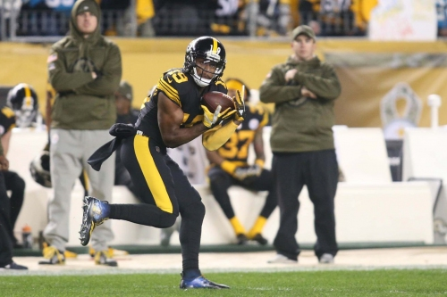 Steelers vs. Panthers, Week 10: 2nd quarter in-game update