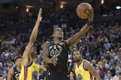 Bucks vs. Warriors Game Thread