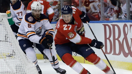 Takeaways: Oilers' usual suspects absent again in loss to Panthers