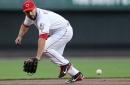 Report: San Diego Padres interested in Cincinnati Reds third baseman Eugenio Suarez