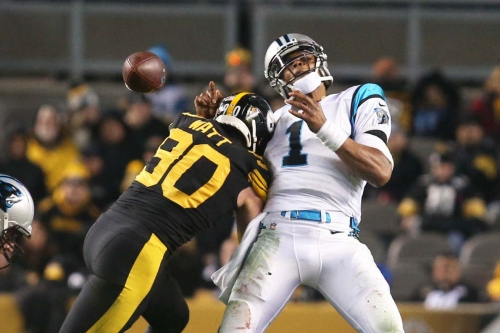 Steelers dismantle the Panthers 52-21 in prime time