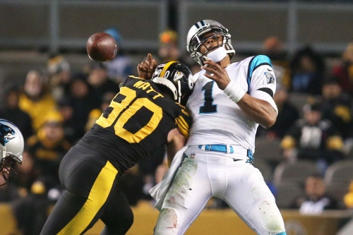 Panthers get steamrolled by Steelers in 52-21 loss on Thursday Night Football