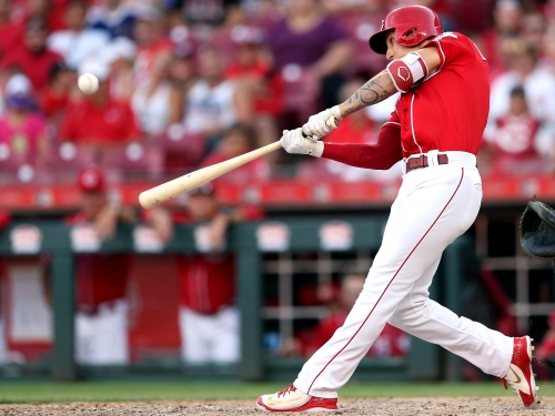 Reds' Lorenzen would 'absolutely' participate in Home Run Derby at MLB All-Star Game
