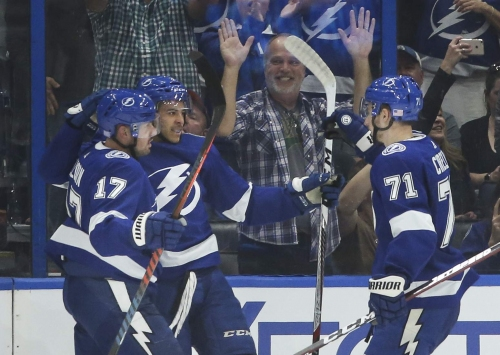 Diana C. Nearhos' takeaways from Thursday's Lightning-Islanders game