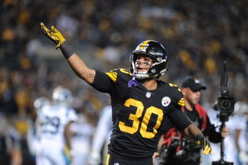 James Conner headlines list of injury concerns for Steelers after he is evaluated for a concussion