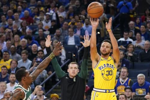Rapid Recap: Bucks 134, Warriors 111