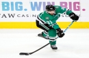 Tyler Seguin's goal drought ends at 12 games with goal against Sharks