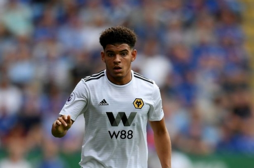 Morgan Gibbs-White sends Nuno a message ahead of Wolves' date with Arsenal