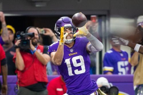 Minnesota Vikings News and Links, November 9th, 2018