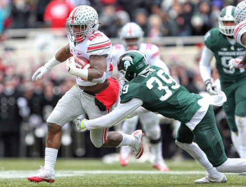 Predictions: Michigan State dumps OSU? How much does Michigan win by?