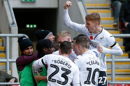 Just 'where' are Swansea City at the moment and can they challenge Leeds United and Sheffield United?