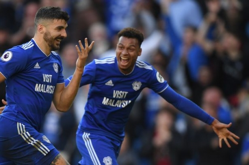 How Cardiff City's most potent attacking player is learning harsh Premier League lessons