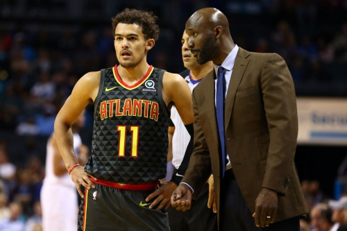The Atlanta Hawks are about to face a five-week gauntlet