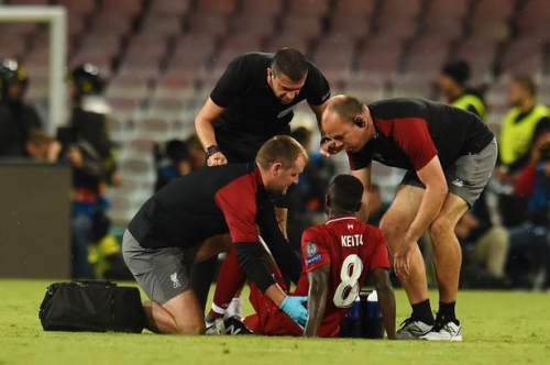 Liverpool FC boosted as injured stars return