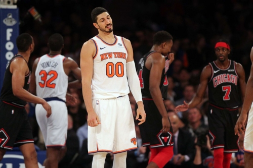 How They Drew It Up: Enes Kanter Edition