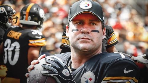 Ben Roethlisberger doesn't think Steelers peaking yet