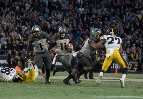 Purdue Football: Boilers with the chance to clinch bowl berth vs. Minnesota