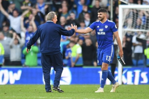 The Scotland experience helping Callum Paterson in 'emergency' Cardiff City role