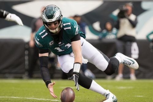 From a careless Carson to a slippery Tate, here are five things to watch when the Cowboys face the Eagles