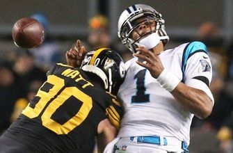 'That was an utter avalanche': Skip Bayless on the Steelers' TNF blowout against the Panthers