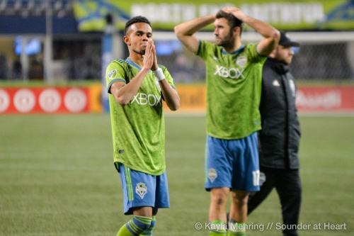 Winners & Losers: Sounders 4, Other Team 4 (agg.)