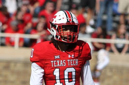 Texas Tech DB John Bonney set to face his old Texas teammates