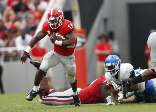 No. 5 Dawgs have route to playoff — but can't slip vs Auburn