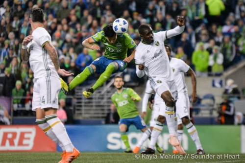 Sounders vs. Timbers, Leg 2: Highlights, stats and quotes