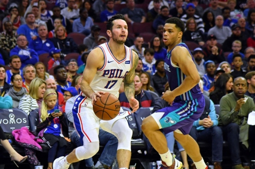 Hornets Travel To Philly For Series Rematch