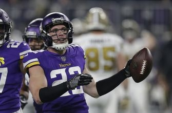 Vikings' Harrison Smith voted top NFL safety by AP panel