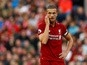 Predicted Liverpool XI vs. Fulham - Jordan Henderson set for return