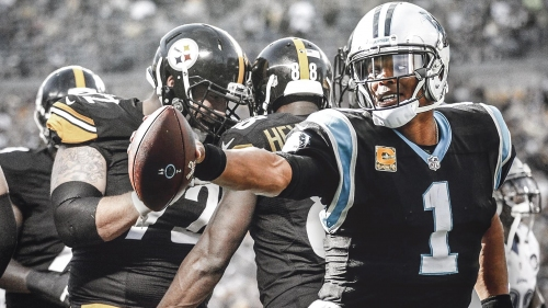 Panthers news: Cam Newton says Carolina will bounce back after getting 'whooped' by Steelers