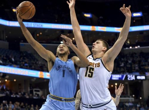 Nuggets superstar Nikola Jokic offers brief remarks in wake of struggles, fine