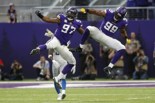 Don't overthink it: As the defense goes, so go the Vikings