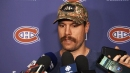 Canadiens' Weber, Domi weigh in on Plekanec's emotional departure