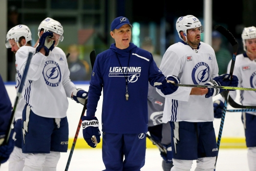 How Jon Cooper and the Lightning are bucking the NHL trend