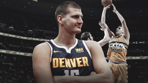 Nuggets' Nikola Jokic not interested in talking about recent lack of shots