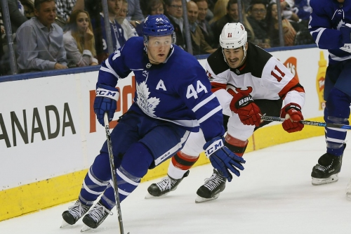 Gamethread #14: New Jersey Devils at Toronto Maple Leafs