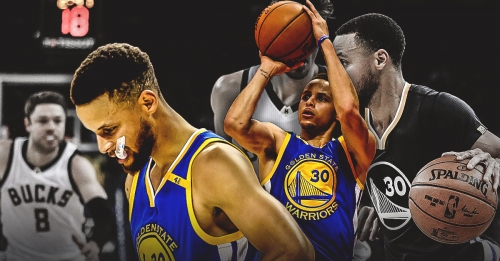 Warriors' Stephen Curry has only gone 3-less 5 times in last 271 games