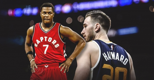 Report: Jazz pulled out of Kyle Lowry discussions before losing Gordon Hayward