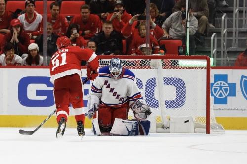 Gamethread: Red Wings vs. Rangers