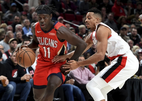 """Pelicans expect a lot from Jrue Holiday: """"It's a lot, but I love it'"""