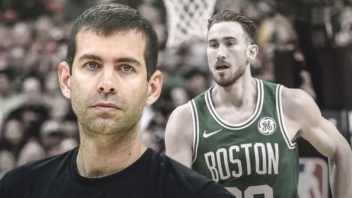 Celtics coach Brad Stevens says Gordon Hayward is expected to log 23-26 minutes vs. Jazz