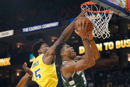 Bucks enjoy win over Warriors, but know they have more to do