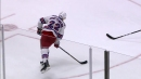 Kevin Shattenkirk picks the corner with a stellar snipe