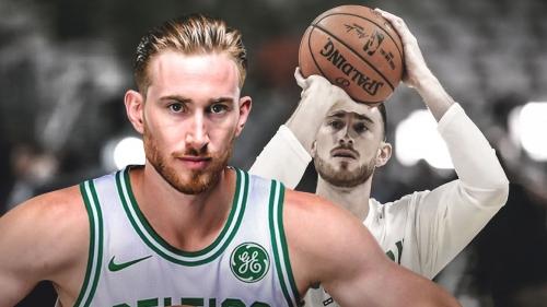 Video: Celtics' Gordon Hayward makes first basket in Utah since leaving Jazz